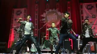 ឡូយម៉ង - Fan Cam - Drop It Low - Khmer Pride