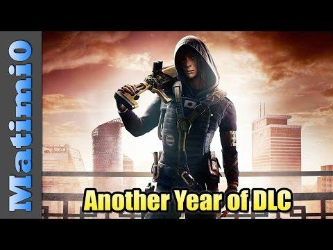 Year 2 DLC Confirmed! - Rainbow Six Siege