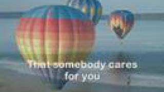 When Somebody Cares For You - Donny & Marie Osmond