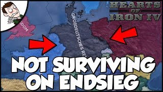 Trying To Survive The Endsieg Mod for Hearts of Iron 4 HOI4