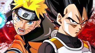 Naruto VS. Vegeta | Torneio de Titãs Part. VG Beats