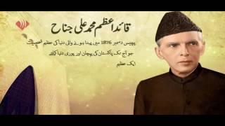 Muhammad Ali Jinnah | Quaid e Azam | 25th December | Quaid E Azam Day