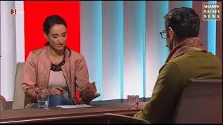 مصاحبه شاهین نجفی با 3sat بخش اول - زیرنویس فارسی