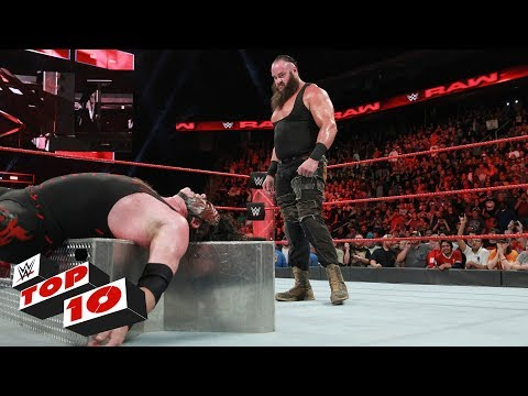 Xxx Mp4 Top 10 Raw Moments WWE Top 10 November 27 2017 3gp Sex