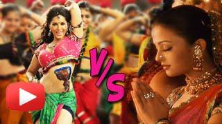 Sunny Leone Vs Aishwarya Rai | Who's Hotter? | Dholi Taro Song