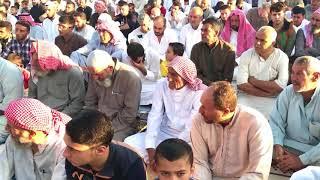 صلاة العيد في بلدة جرجناز