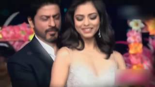 Shahrukh Khan romantic performance in award show
