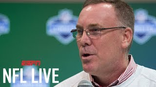 Kansas City Chiefs Firing GM John Dorsey A Surprise | NFL Live | ESPN