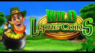 LIVE PLAY on Lucky Leprecoin's Slot Machine - LONG ASS VIDEO!!!