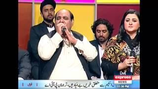 Agha Majid   Mughira Ahmad   Dil Lain Waliye   Khabardar   YouTube