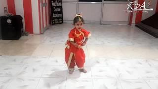 Pinga Dance Cover | RDA DANCE GROUP AMRITSAR | 3Yrs. Kid | Ruhani