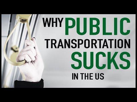 Xxx Mp4 Why Public Transportation Sucks In The US 3gp Sex