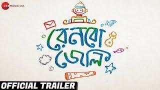 Rainbow Jelly - Official Movie Trailer |Kaushik Sen,Mahabrata B,Sreelekha M,Santilal M |Soukarya G