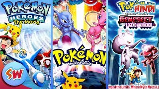 Top 10 Best Pokemon Movies | Explained in Hindi | Anime in hindi