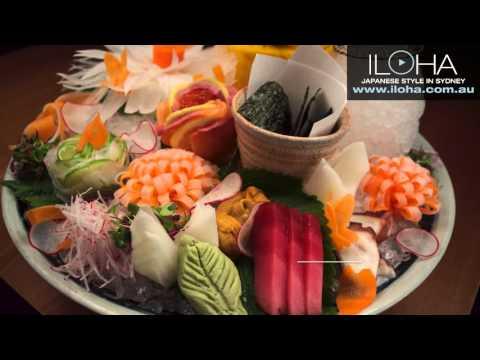 Azuma Japanese Restaurant | ILOHA Japanese Style In Sydney
