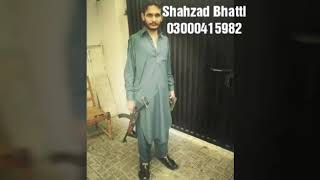 Sehzad bhatti yarra da yarr 333