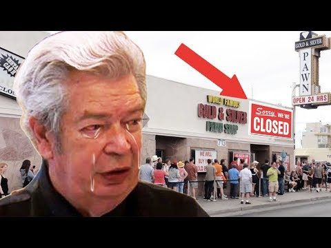 Xxx Mp4 Pawn Stars Has Officially Ended After This Happened 3gp Sex