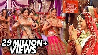 Akshara's Dance Performance In Sameer and Rashmi's Wedding | Yeh Rishta Kya Kehlata Hai | Star Plus