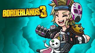 EXCLUSIVE! Borderlands 3 (Vault hunters, Boss fight and guns)