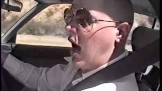 Duel 2000 Part 4 comedy  Spoof  Remake based on Steven Spielberg 1st film Duel