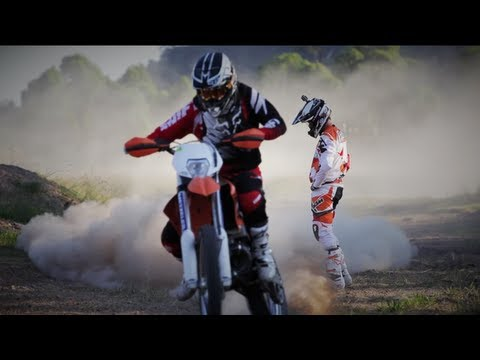 THE POWER OF SOUND - KTM 300EXC