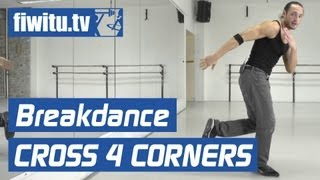 Breakdance lernen: Top Rocking - Cross 4 Corners - fiwitu.tv