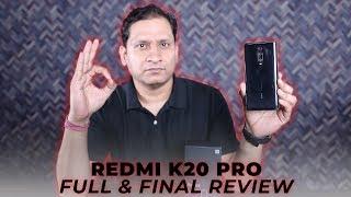 Redmi K20 Pro Full & Final Review   Pros n Cons   RIP Poco F2