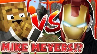MICHAEL MYERS IS A SUPERHERO!? | Minecraft - Mod Battle (MIKE MYERS)