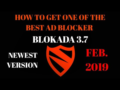 Xxx Mp4 How To Get And Use The NEW Blokada 3 7 Ad Blocker 3gp Sex