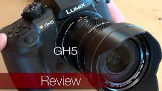 GH5 Panasonic - présentation, déballage et mise en marche