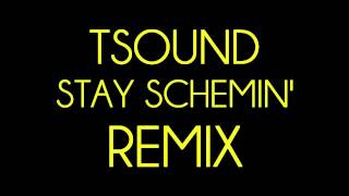 STAY SCHEMIN' - RICK ROSS FT. DRAKE & FRENCH MONTANA (TSOUNDREMIX)