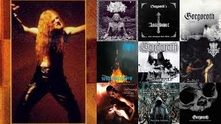 Pest (Thomas Kronenes) full discography (1994-2009)