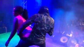 Ziza Bafana performance at Kyambogo University (23rd - march 2016)