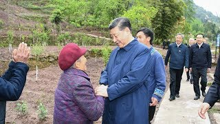 President Xi inspects poverty alleviation achievements in SW China