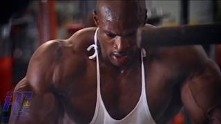 Ronnie Coleman - Why I Kept My Job As a Police Officer | Remastered in 1080 HD