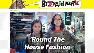 Round the House Fashion | Bizaardvark | Disney Channel