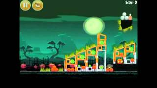 Angry Birds Seasons на телефон