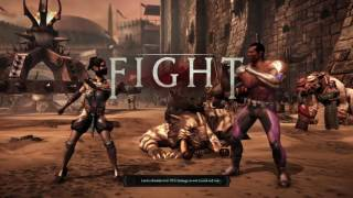 Mortal Kombat X happy new year 2017