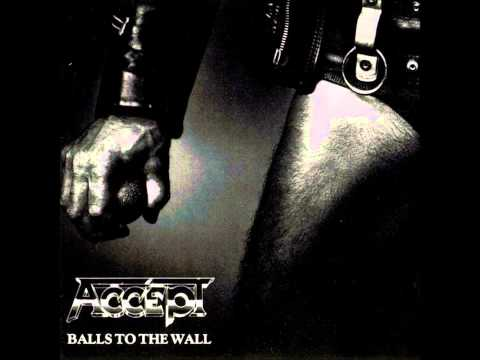 """Accept """"Balls To The Wall"""" (FULL ALBUM) [HD]"""