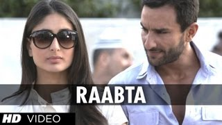 Raabta (Kehte Hain Khuda) Agent Vinod Full Song Video | Saif Ali Khan, Kareena Kapoor