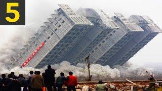 Top 5 Demolitions Gone Wrong