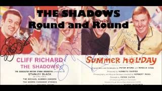 The Shadows - Round and Round
