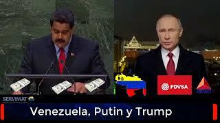 PUTIN Rusia DEFENDERÍA A VENEZUELA SI TRUMP USA LA INVADE...