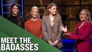 Meet The Badasses Who Roasted Harvey Weinstein | Full Frontal on TBS