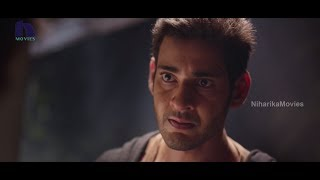 1 Nenokkadine Interval Fight Scene - Mahesh Babu Fights With Goons To Save Kriti Sanon