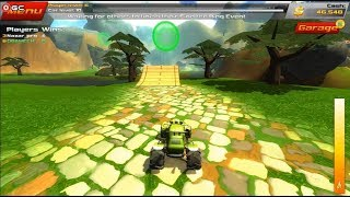 Crash Drive 2 - Drive a Monster Truck And Speed Cars - Gameplay FHD #5
