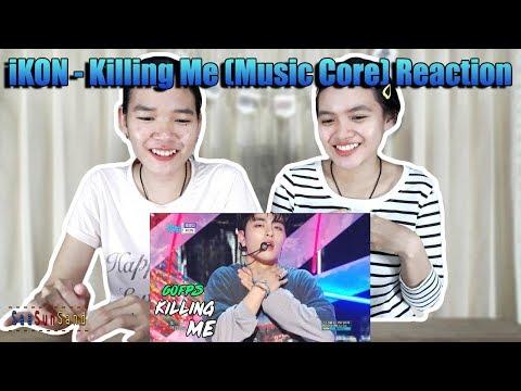 IKON - Killing Me Comeback Stage Music Core รีแอคชั่น Reaction (Thai Ver.) | SeaSunSand