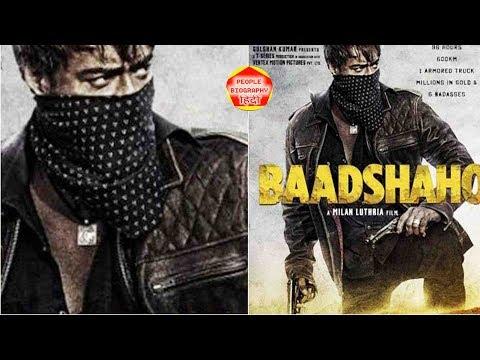 Badshaho Movie first Look Out Ajay devgun Imran Hashmi People biography News