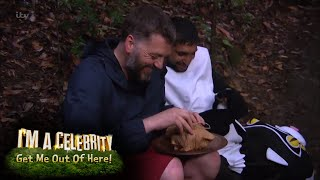 Amir and Iain Commit the Ultimate Camp Crime | I'm A Celebrity... Get Me Out Of Here!