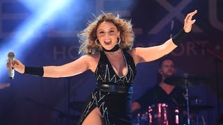hadise kıbrıs konseri frikikleri 2016